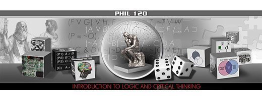 PHIL 120 - Introduction to Logic and Critical Thinking