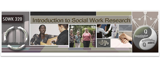 SOWK 320 - Intro to Social Work Research